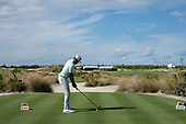 Tony Finau during the second round of the 2018 Hero World Challenge being played at The Albany Resort, Bahamas.<br />  Picture Stuart Adams, www.golftourimages.com: \30/11/2018\