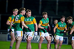 Dara O'Callaghan, Kerry during the Munster Minor Semi-Final between Kerry and Cork in Austin Stack Park on Tuesday evening.