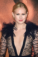 "Danika Yarosh<br /> at the premiere of ""Jack Reacher: Never Go Back"" at the Cineworld Empire Leicester Square, London.<br /> <br /> <br /> ©Ash Knotek  D3185  20/10/2016"