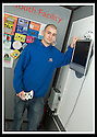 01/02/2008    Copyright Pic: James Stewart.File Name : 06_xpod.FALKIRK COUNCIL :: XPOD.YOUTH WORKER KEVIN CLOUGH IN THE XPOD AT FALKIRK MEADOWS.....James Stewart Photo Agency 19 Carronlea Drive, Falkirk. FK2 8DN      Vat Reg No. 607 6932 25.Studio      : +44 (0)1324 611191 .Mobile      : +44 (0)7721 416997.E-mail  :  jim@jspa.co.uk.If you require further information then contact Jim Stewart on any of the numbers above........