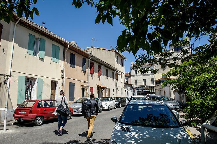 Coeur de quartier Saint-Barnabé -Marseille