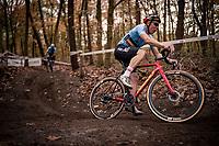 Laurens Sweeck (BEL/Pauwels Sauzen-Bingoal)<br /> <br /> UEC Cyclocross European Championships 2020 - 's-Hertogenbosch (NED)<br /> <br /> Elite MEN<br /> <br /> ©kramon