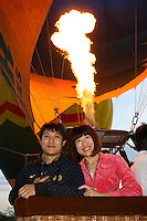 20121029 October 29 Hot Air Balloon Cairns