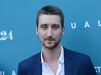 Tom Stokes @ the premiere of 'Equals' held @ the Arclight theatre. July 7, 2016