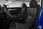 Front seat view of 2017 Nissan Maxima S 4 Door Sedan Front Seat car photos