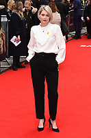 """Sian Brooke<br /> arriving for the """"Radioactive"""" premiere at the Curzon Mayfair, London.<br /> <br /> ©Ash Knotek  D3560 07/03/2020"""