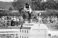 CZE-Miloslav Prihoda Jr rides Ferreolus Lat during the Cross Country. 2021 SUI-FEI European Eventing Championships - Avenches. Switzerland. Saturday 25 September 2021. Copyright Photo: Libby Law Photography