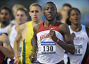 2014 NCAA Division 1 Track and Field