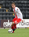 Robin Shroot of Stevenage<br />  - Stevenage v Leyton Orient - Sky Bet League 1 - Lamex Stadium, Stevenage - 17th August, 2013<br />  © Kevin Coleman 2013