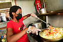 """Chef Lisa """"Queen Trini"""" Nelson at Portside"""