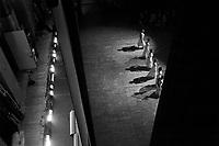dietro le quinte  teatro Sociale di Como