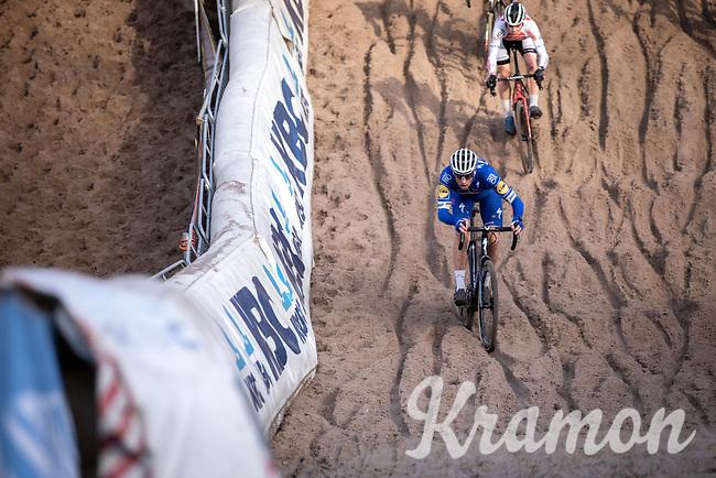 Zdenek Stybar (CZE/Deceuninck-Quick Step)<br /> <br /> CX Superprestige Zonhoven (BEL) 2019<br /> Elite & U23 mens race