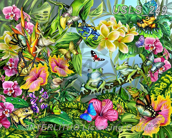 Lori, REALISTIC ANIMALS, REALISTISCHE TIERE, ANIMALES REALISTICOS, zeich, paintings+++++NEW_FROGSGONEWILD_16X20_Stave_2013_72,USLS249,#a#, EVERYDAY ,puzzle,puzzles