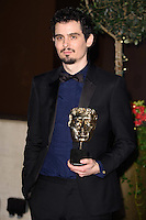 Danien Chazelle<br /> at the 2017 BAFTA Film Awards After-Party held at the Grosvenor House Hotel, London.<br /> <br /> <br /> ©Ash Knotek  D3226  12/02/2017