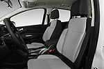 Front seat view of 2018 Ford C-Max SE-Hybrid 5 Door Mini MPV Front Seat  car photos