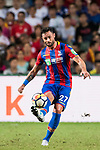 Crystal Palace defender Damien Delaney in action during the Premier League Asia Trophy match between Liverpool FC and Crystal Palace FC at Hong Kong Stadium on 19 July 2017, in Hong Kong, China. Photo by Weixiang Lim / Power Sport Images