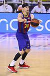 Liga ENDESA 2020/2021. Jornada: 32.<br /> FC Barcelona vs Baxi Manresa: 97-89.<br /> Kyle Kuric.
