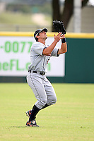 October 5, 2009:  Left Fielder Jordan Cruz of the Detroit Tigers organization during an Instructional League game at Space Coast Stadium in Viera, FL.  Photo by:  Mike Janes/Four Seam Images