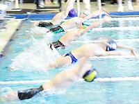 YMCA Sectionals Swim Meet - Saturday AM - 3/14/09