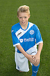 St Johnstone Academy Under 14's…2016-17<br />Charlie Myles<br />Picture by Graeme Hart.<br />Copyright Perthshire Picture Agency<br />Tel: 01738 623350  Mobile: 07990 594431