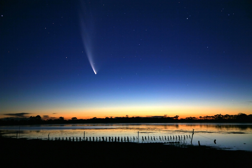 McNaughts Comet January 2007