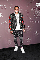 Nelly attends the 2021 CMT Artist of the Year on October 13, 2021 in Nashville, Tennessee. Photo: Ed Rode/imageSPACE/MediaPunch