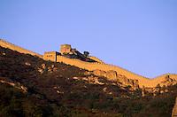 China, Peking, Große Mauer bei Badaling, Unesco-Weltkuturerbe