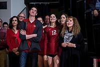 Stanford Volleyball W v California, November 29, 2019
