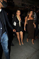 Larsa Pippen Has A Night Out With Friends In Hollywood
