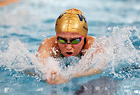 Ciara Smith. New Zealand Short Course Swimming Championships, National Aquatic Centre, Auckland, New Zealand, Thursday 3rd October 2019. Photo: Simon Watts/www.bwmedia.co.nz/SwimmingNZ