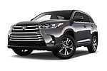 Toyota Highlander LE Plus SUV 2018