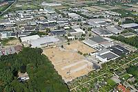 Gewerbegebiet: EUROPA, DEUTSCHLAND, SCHLESWIG- HOLSTEIN, REINBEK, (GERMANY), 09.02.2008:Gewerbegebiet Liebigstrasse, Gutenbergstrasse, Reinbek, Erweiterung, Neubau, Umbau, Luftbild, Air.. c o p y r i g h t : A U F W I N D - L U F T B I L D E R . de.G e r t r u d - B a e u m e r - S t i e g 1 0 2, 2 1 0 3 5 H a m b u r g , G e r m a n y P h o n e + 4 9 (0) 1 7 1 - 6 8 6 6 0 6 9 E m a i l H w e i 1 @ a o l . c o m w w w . a u f w i n d - l u f t b i l d e r . d e.K o n t o : P o s t b a n k H a m b u r g .B l z : 2 0 0 1 0 0 2 0  K o n t o : 5 8 3 6 5 7 2 0 9. V e r o e f f e n t l i c h u n g n u r m i t H o n o r a r n a c h M F M, N a m e n s n e n n u n g u n d B e l e g e x e m p l a r !.
