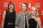 "Emily Tow Jackson, Carol Auerbach and Vicki Reiss attends the Atlantic Theater Company ""Divas' Choice"" Gala at the Plaza Hotel on March 4, 2019 in New York City."