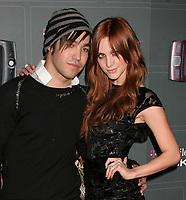 Ashlee Simpson, Pete Wentz, 5.15.2009<br /> Photo by Nick Sherwood-PHOTOlink