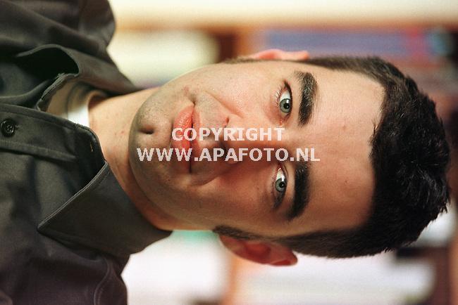 Arnhem,14-04-99  Foto:Koos Groenewold (APA)<br />Journalist Marcel Hut.