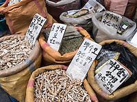 Auf dem Yangnyeong Medizin Markt in Seoul, Südkorea, Asien<br /> Yangnyeong medicine market  in Seoul, South Korea, Asia
