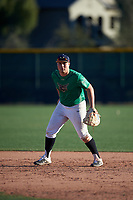 Mateo Valle during the Under Armour All-America Tournament powered by Baseball Factory on January 19, 2020 at Sloan Park in Mesa, Arizona.  (Zachary Lucy/Four Seam Images)