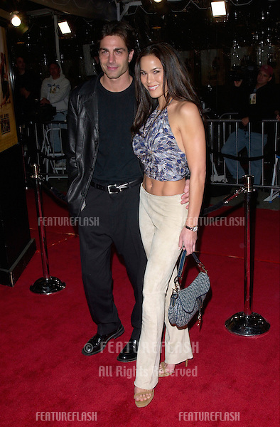 Actress STACY KAMANO & husband at the Los Angeles premiere of The Mexican..23FEB2001.   © Paul Smith/Featureflash