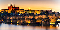 Prague's old town wonders, in the Czech Republic, Europe.