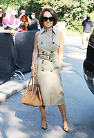 NEW YORK, NY- SEPTEMBER 10: Alina Cho seen at the NYFW S/S 2022 Michael Kors fashion show at Tavern On The Green in New York City on September 10, 2021. Credit: RW/MediaPunch<br /> CAP/MPI/RW<br /> ©RW/MPI/Capital Pictures