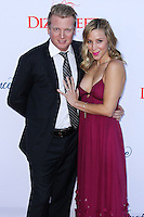 LOS ANGELES, CA, USA - JULY 19: Kris Lythgoe, Becky Baeling Lythgoe at the 4th Annual Celebration Of Dance Gala Presented By The Dizzy Feet Foundation held at the Dorothy Chandler Pavilion at The Music Center on July 19, 2014 in Los Angeles, California, United States. (Photo by Xavier Collin/Celebrity Monitor)