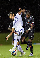 Boyds, MD. - Wednesday, June 20  2018: Orlando City SC defeated D.C. United 4-2 in AET penalty kicks in the US Open Cup round of sixteen at the Maryland SoccerPlex.