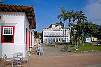 Casa da Fundação de Arte e Cultura de Ubatuba. São Paulo. 2007. Foto de João Caldas.
