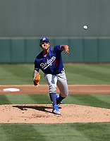 Julio Urias - Los Angeles Dodgers 2019 spring training (Bill Mitchell)