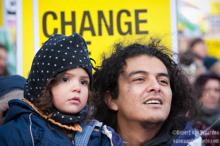 Change. Dec. 12, 2009, Copenhagen.