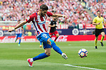 James Rodriguez of Real Madrid in action during their La Liga match between Atletico de Madrid vs Athletic de Bilbao at the Estadio Vicente Calderon on 21 May 2017 in Madrid, Spain. Photo by Diego Gonzalez Souto / Power Sport Images
