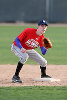 January 16, 2010:  Taylor Ratliff (Perry, FL) of the Baseball Factory USA Team during the 2010 Under Armour Pre-Season All-America Tournament at Kino Sports Complex in Tucson, AZ.  Photo By Mike Janes/Four Seam Images