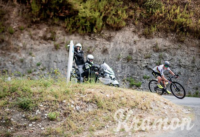 World Champion Annemiek van Vleuten (NED/Mitchelton-Scott)<br /> <br /> 7th La Course by Tour de France 2020 <br /> 1 day race from Nice to Nice (96km)<br /> <br /> ©kramon