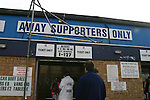 Southend United v Ipswich Town 21/10/2006