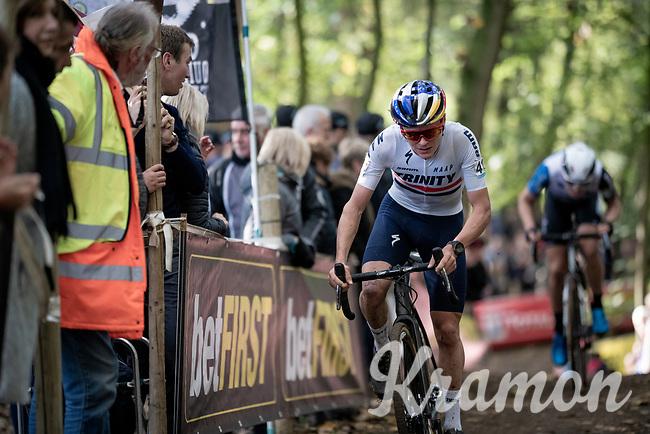 Tom Pidcock (GBR)<br /> <br /> Elite & U23 Mens Race<br /> 42nd Superprestige cyclocross Gavere 2019<br /> <br /> ©kramon